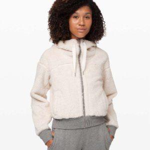 Lululemon Short Sweet & Sherpa Reversible Jacket